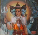 Diksha komt uit Inida, energie overdracht tussen leraar en leerling