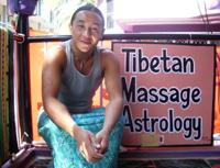 Kum Nye massage specialist