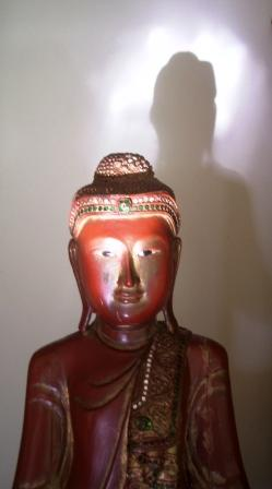 Buddha in Light, JMKH