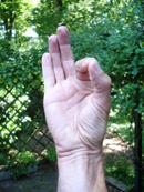 meditatie mudramet duim en wijsvinger, JMKH